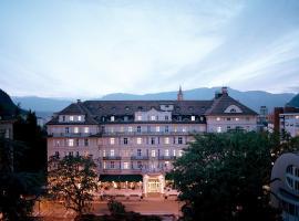 Parkhotel Laurin, hotel in Bolzano