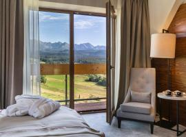 Hotel Kopieniec Fizjo- Med & SPA, hotel near Pardalowka Ski Lift, Murzasichle