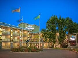 Accent Inns Victoria, hotel near Juan de Fuca Golf Club, Victoria