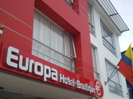 Europa Hotel Boutique Manizales
