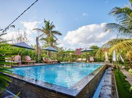 Taos House by WizZeLa, hotel in Nusa Lembongan