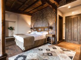 Pazo da Pena Manzaneda, hotel cerca de Pluviómetro Lift, Manzaneda