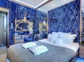 Mała Anglia Deluxe Rooms & SPA, spa hotel in Sopot