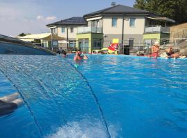 Wellness Pension Inovec & Apartment Houses