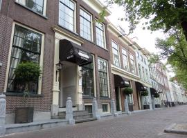 Hotel Royal Bridges: Delft şehrinde bir otel
