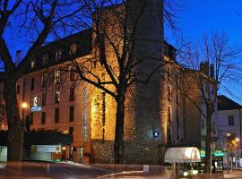 The Originals Boutique, Hôtel de La Tour Maje, Rodez (Inter-Hotel), hotel in Rodez