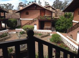 Hotel y Hosteria Natabuela