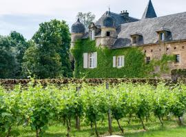 Château de Labro - Les Collectionneurs, hôtel à Onet le Château