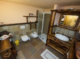 Apartment Lo Retsignon, hotel near Frachey - Alpe Ciarcerio funicolar, Champoluc
