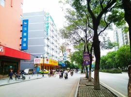 City Comfort Inn Guilin Railway Staiton Overpass Branch