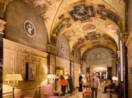 The Sherry Netherland, hotel v destinaci New York