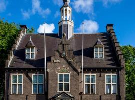 Hotel het Oude Raadhuis, pension in Castricum