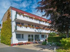 Hotel Herzog Garni, hotel in Hamm