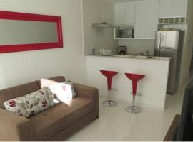 Apartamento Eco Ribeira, apartamento em Angra dos Reis