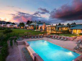 Garden of the Gods Club & Resort, spa hotel in Colorado Springs