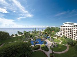 Golden Sands Resort by Shangri-La, Penang, hotel in Batu Ferringhi