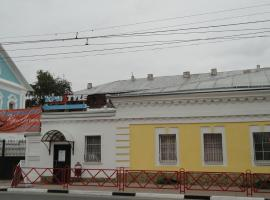 Гостиница Кристаил