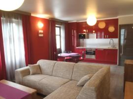 Suite & City Apartments, apartment in Malmedy