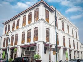 Ren I Tang Heritage Inn, guest house in George Town
