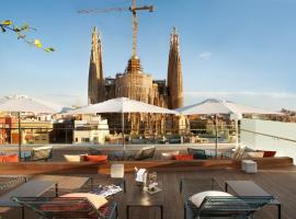 エア ホテル ロセリョン、バルセロナのホテル