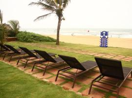 Chalston Beach Resort, resort in Calangute
