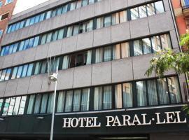 Paral·lel, hotel in Barcelona