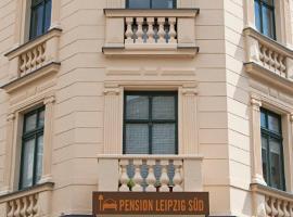 Pension-Leipzig-Süd