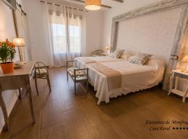 Los mejores hoteles de 5 estrellas de Cáceres provincia ...