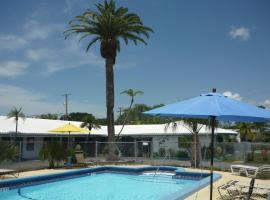 Palm Court Motel, hotel near 7venth Sun Brewery, Dunedin