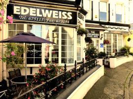 Edelweiss Guest House, hotel in Douglas