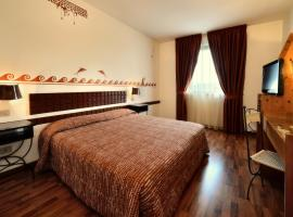 Etruscan Chocohotel, hotel in Perugia