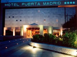 Silken Puerta Madrid, hotel en Madrid