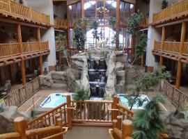 Casper C'mon Inn Hotel & Suites, hotel in Evansville