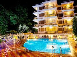 Quality Inn Ocean Palms Goa
