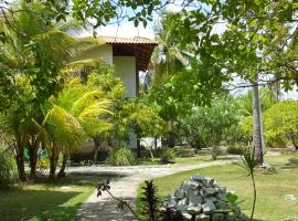 Ecolodge Batel Alagoas, guest house in Coruripe
