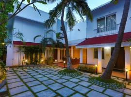 Avenue 11 Boutique Residences, Poes Garden Chennai, spa hotel in Chennai