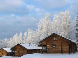 Koivula Cottages, hotel in Jämsä
