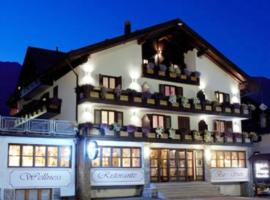 Hotel Presena, hotel in Passo del Tonale