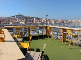 Hôtel Hermès, hotel near Gare Maritime, Marseille