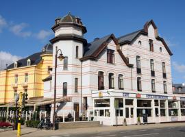 Hotel Des Brasseurs, pet-friendly hotel in De Haan