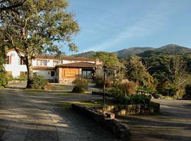 Hotel Selva Montana, hotel near Museo Historico Jose Evaristo Uriburu, San Lorenzo