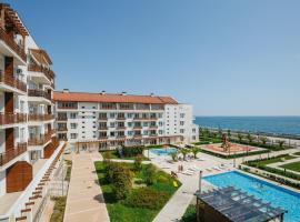 Апарт-отель Имеретинский - Морской квартал, отель рядом с аэропортом Международный аэропорт Сочи (Адлер) - AER