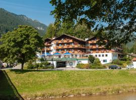 Parkhotel Sonnenhof, hotel in Oberammergau