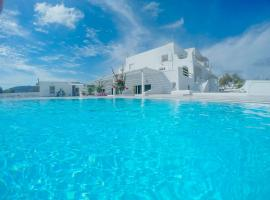 The Fisherman's House, pet-friendly hotel in Akrotiri