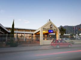 The Swellengrebel Hotel