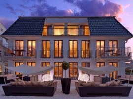 Suite Hotel Binz Familienhotel Rügen klimaneutral
