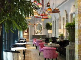 Ham Yard Hotel, Firmdale Hotels, hotel in London