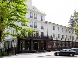 Парк Отель Бишкек, отель в Бишкеке