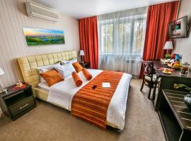 City Hotel Novosibirsk