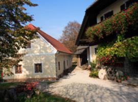 Farm Soržev mlin, hotel u blizini znamenitosti 'Terme Dobrna' u gradu 'Nova Cerkev'